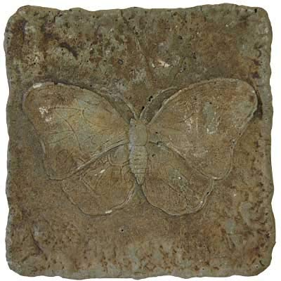 Athens Butterfly Stepping Stone, Cypress