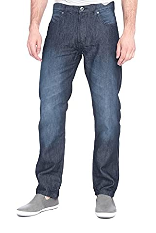 paperdenim&cloth Mens Designer Slim Straight Leg Denim Jeans Cotton Spandex Relaxed fit - 30/30 (All Start 560)