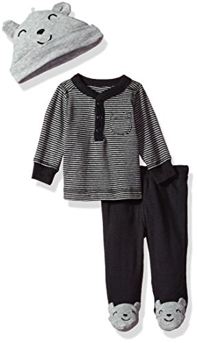 Carters Baby Boys Footed Pant