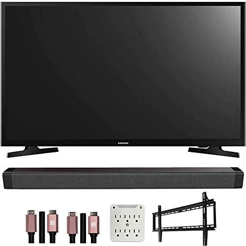 "SAMSUNG UN32N5300AFXZA 32"" 1080p Smart LED TV (2018) with Deco Gear Soundbar Bundle"