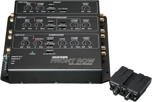 Kicker FRONT ROW (12 ZXDSP1) 6-Ch Digital Signal Processor