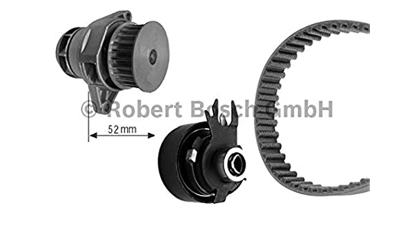 Amazon.com: SEAT Ibiza II Cordoba SKODA VW BOSCH Timing Belt Kit + Water Pump 1.6L 1993-2004: Automotive