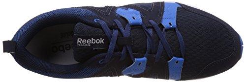 XT Faux Blue Blue Blau as Fast Club Indigo Hallenschuhe Train Reebok Herren White Cycle EZaqYw