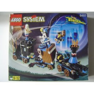 Lego 6497 TIME CRUISERS by LEGO