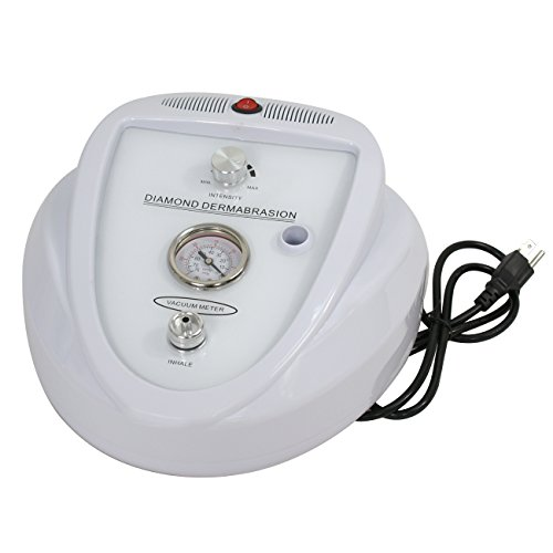 ZENY Pro Diamond Dermabrasion Microdermabrasion Safe Skin Peel Personal Home Use Beauty Machine (Suction power: 0-65cmHg))