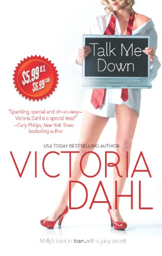 book cover of Talk Me Down