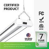 Sunco Lighting 10 Pack LED Utility Shop Light, 4