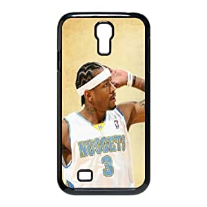MENGYANX Phone case - Custom Onshop Custom Allen Iverson Pattern Phone Case Laser Technology Protective Case For SamSung Galaxy S4 Case CASE-19