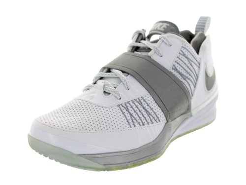 Nike Zoom Revis Cross Trainer Bianco Argento Riflettente 555776 100