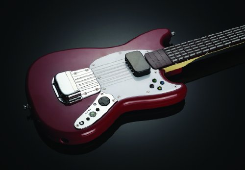 Rock Band 3 Wireless Fender Mustang PRO-Guitar Controller for Xbox 360