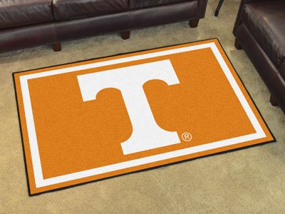 Wholesale University of Tennessee 4 x 6 Rug, [Collegiate, Other Colleges]