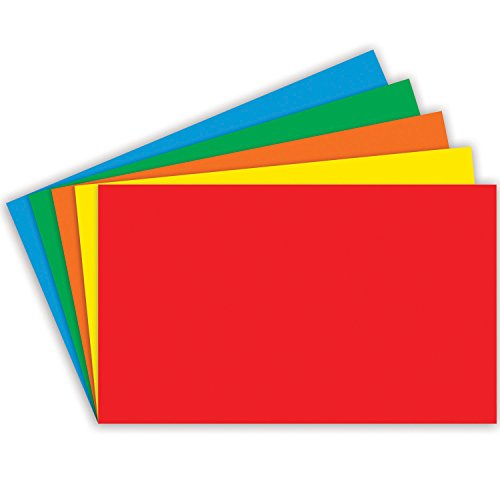 Notch Index (Top Notch Teacher Products Blank Index Cards (100 Count), 3