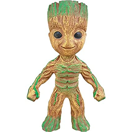 Unique Shape Avengers Guardians Of The Galaxy Baby Groot Toy