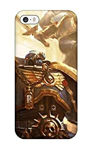 Tpu Case Skin Protector For Iphone 5/5s Excellent Warhammer With Nice Appearance