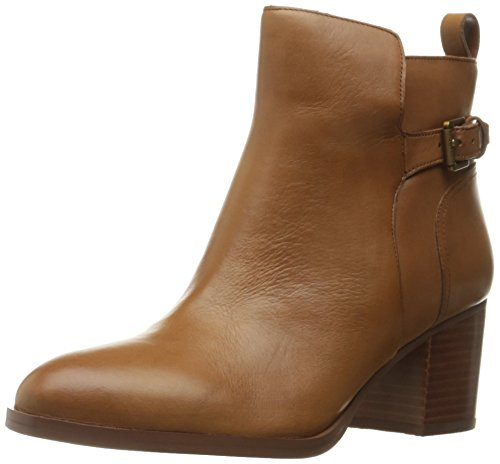 Lauren Ralph Lauren Women's Genna Ankle Bootie Polo Tan cheap sale explore pvRbF6ezok