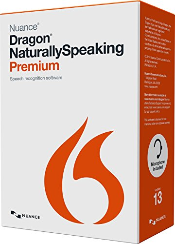 The Best Nuance Dragon Naturally Speaking Premium 13.0 Academic by Generic