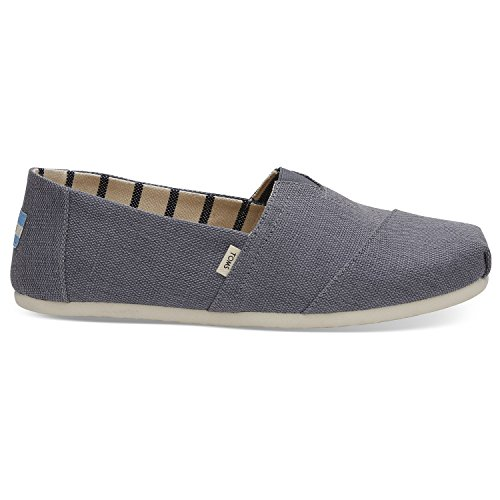 TOMS Shade Heritage Canvas Men's Classic Alpargata 10012622 (Size: 9.5) by TOMS