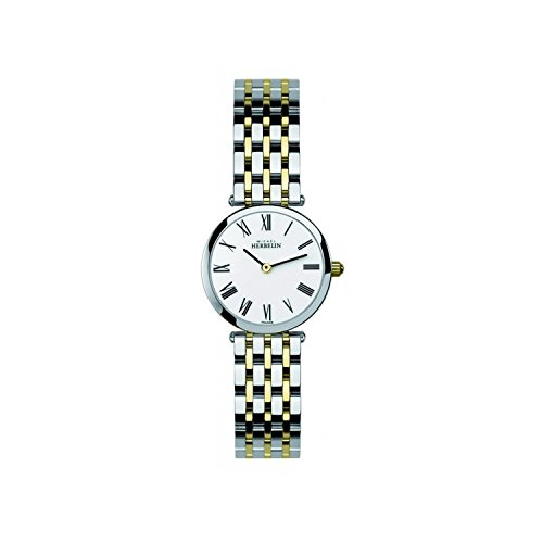 Michel Herbelin Extra Flat Classic Women's Watch - 1045/bt01