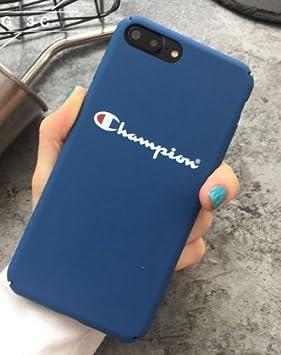 Coque iPhone 6/6S Champion Sport Bleu: Amazon.fr: High-tech