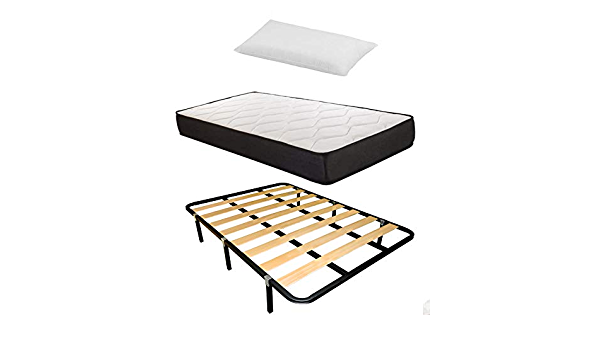 Pack Low Cost Descanso Completo 150X190 (colchon + ...
