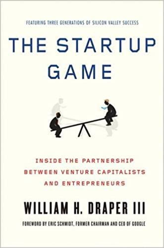 Amazon.com: The Startup Game: Inside the Partnership between ...