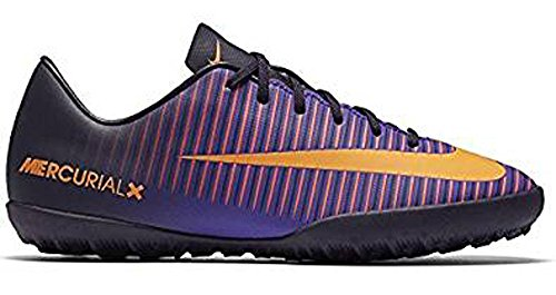 585 Purple Nike Grape Bright Citrus hyper 831949 Unisex Adulto Botas de Morado Dynasty Fútbol AwUZCxwq