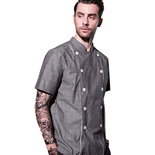 Top Mens Food Service Clothing