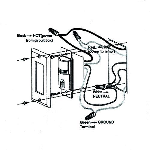 Dusk To Dawn Light Wiring Diagram
