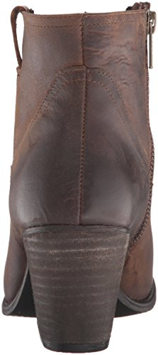 COOLWAY Women's Brandy Bootie Brown Ankle RFRgqrn1