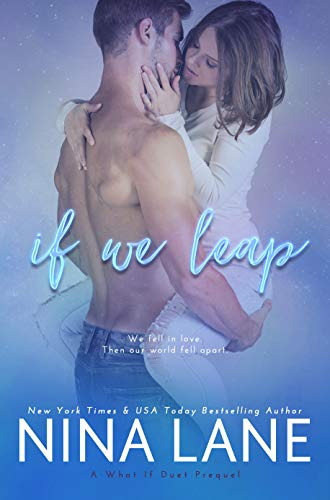 If We Leap (What If Book 1)]()