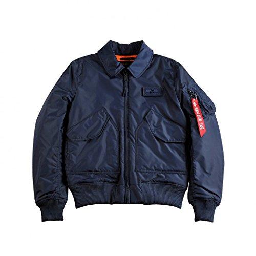 Cwu Alpha Jacket Vf Tt Industries Blu 77EqHOw