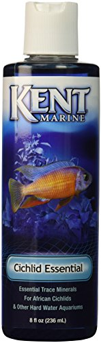 Kent Marine 00235 Cichlid Essential, 8-Ounce Bottle ()