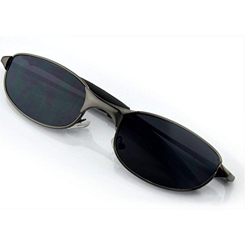 Rear View Spy Glasses with Case,Outdoor UV Sunglasses Rearview Spy Sunglasses Anti Tracking