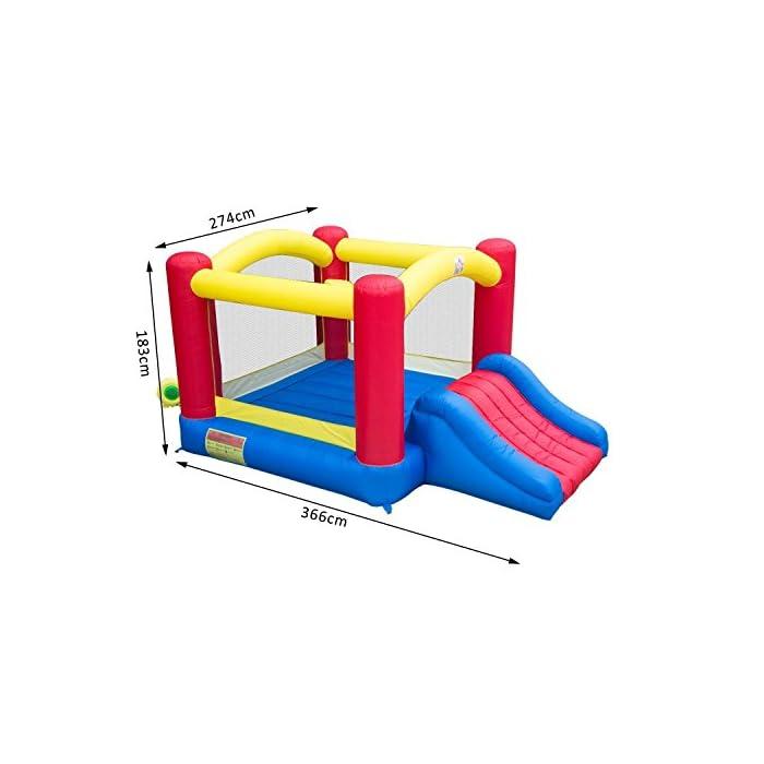 41aat8tEyAL ✅Estructura hinchable modelo castillo ✅Castillos inflables niños de 3 a 10 años ✅Castillo inflable sólo para uso privado