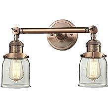 Innovations Lighting 208-AC-G52 Two Light Bathroom Fixture  sc 1 st  Amazon.com & Amazon.com: Innovations Lighting azcodes.com