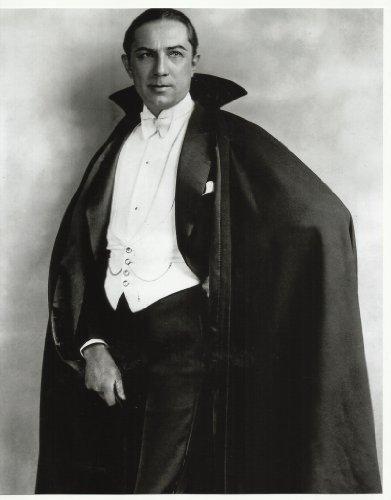 [Dracula Bela Lugosi costume test 8x10 Photo] (Bride Of Dracula Costumes)
