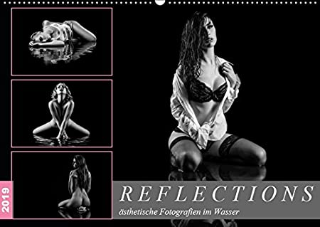 Reflections 2019 - ästhetische Fotografien im Wasser (Wandkalender 2019 DIN A3 quer): Ästhetische Fotografien im Wasserbecken (Monatskalender, 14 Seiten ) (CALVENDO Menschen) Dirk Richter 3670176322 Erotik Ästhetik