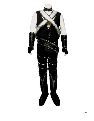 Peter Criss Costumes (Men's 70's Rock Band Cat Man Costume, XXLarge)
