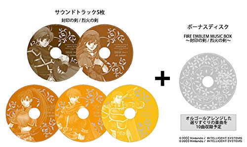 Fire Emblem Fuuin No Ken / Rekka No Ken (Complete Edition) (OriginalSoundtrack)