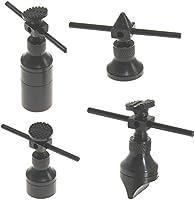 Anytime Tools Machinist Jack Screw Set 8 pc 1-1//2-3-3//4
