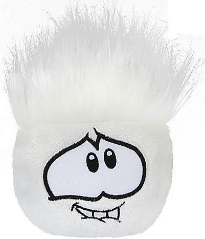 Club Penguin - Puffle Series 4 Weiß [UK Import]