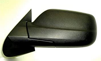 Power Mirror For 2005-2010 Jeep Grand Cherokee Passenger Side Textured Black