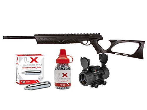 Umarex MORPH 3X CO2 BB Pistol & Rifle Kit air pistol For Sale