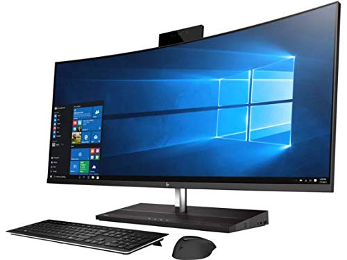 HP EliteOne 1000 G2 Envy 34 Curved Desktop 2TB SSD 32GB RAM (Intel Core i7-8700 Processor 3.20Ghz Turbo to 4.60GHz, 32 GB RAM, 2 TB SSD, 34