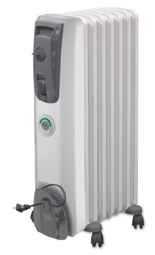 DeLonghi MG7307CM Safeheat 1500W ComforTemp Portable Oil Filled Radiator