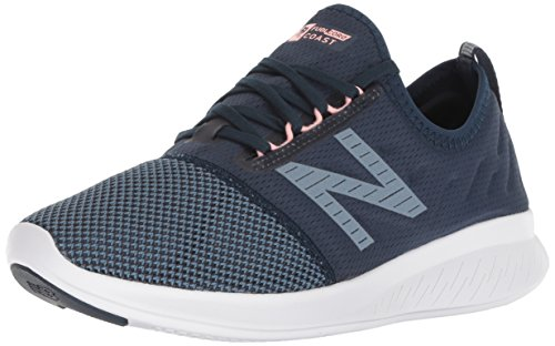 New Balance Women's Coast V4 FuelCore Running Shoe, Galaxy