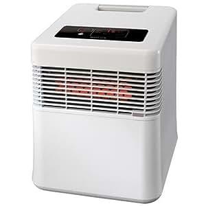 HW Dig. Infrared Heater Wht (HZ-960) -