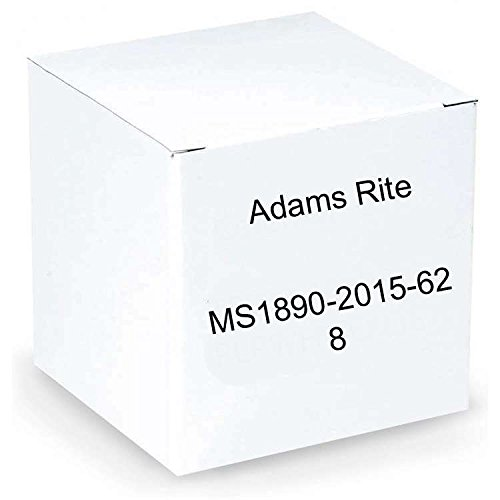 Adams Rite MS1890-2015-628 Deadbolt/Latch For Aluminum Stile Doors (31/32'' Backset)