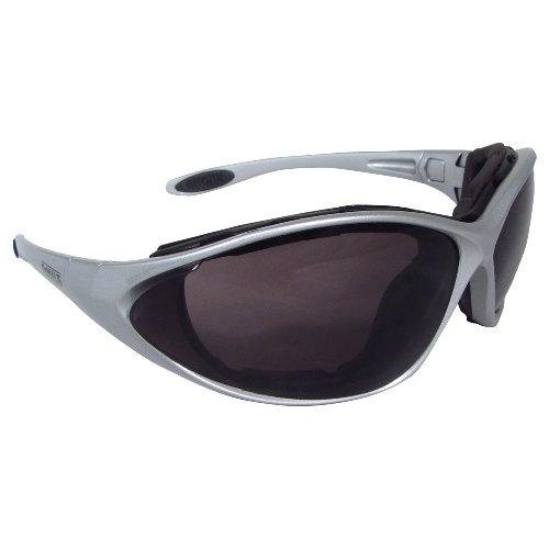 DeWalt DPG95-2C Framework Safety Glasses with Foam Lined Frame, Smoke Lens