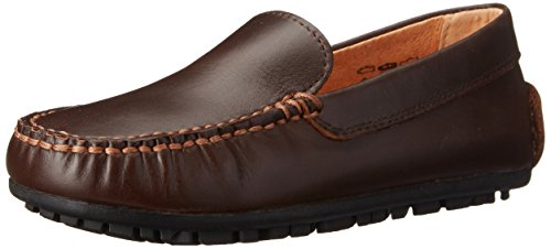 Pictures of umi Saul Moccasin Slip-On Loafer (Little Dark Brown 1